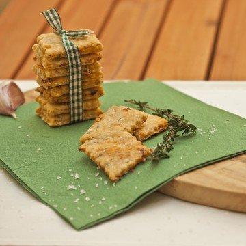Rezept Parmesan-Cracker