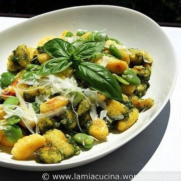 Rezept Parmesangnocchi