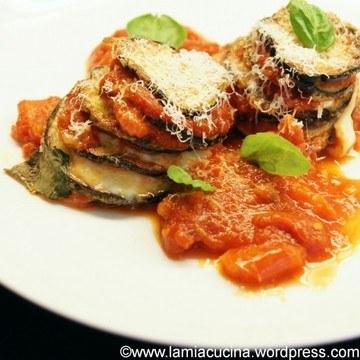 Rezept Parmigiana di Melanzane