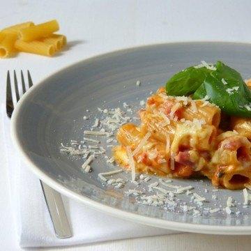 Rezept Pasta al forno con besciamella