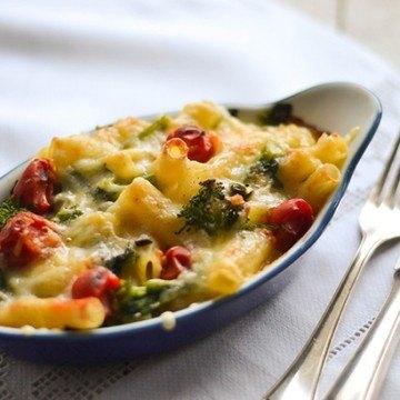 Rezept Pasta Gratin mit Cima di Rapa