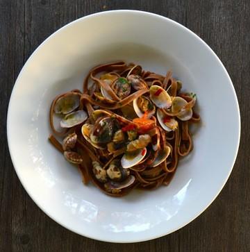Rezept Pasta mit Vongole