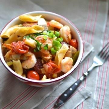 Rezept Pastalaya