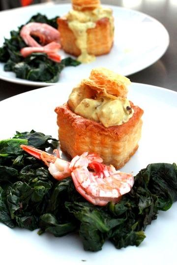 Rezept Pastetli mit Lachs