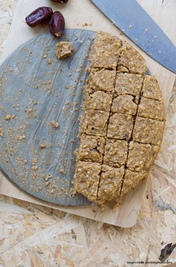 Rezept Pastinaken-Dattel-Frühstückskuchen