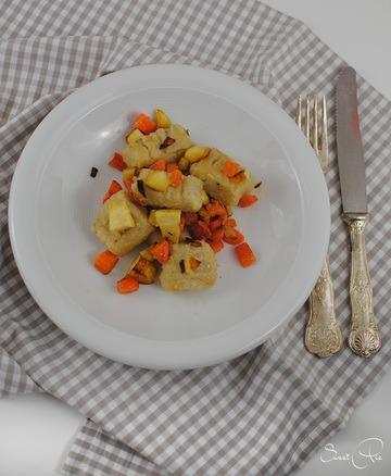 Rezept Pastinaken Gnocchi