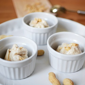 Rezept Peanut Butter Ice Cream