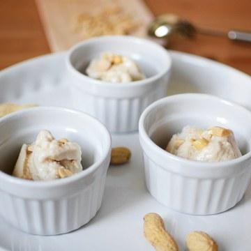 Rezept Peanut Butter Ice Cream