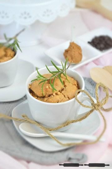 Rezept Peanut Butter Mug Cake