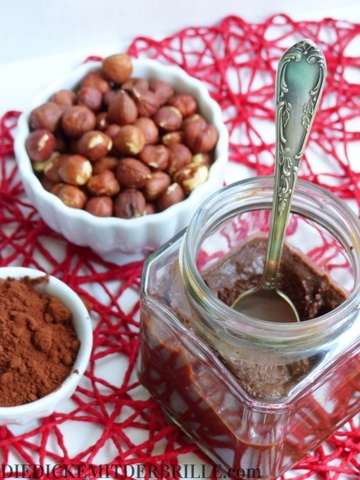 Rezept Peatella - Schokocreme mit Kichererbsen