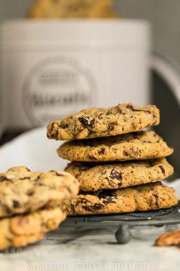 Rezept Pekannuss-Schoko-Cookies
