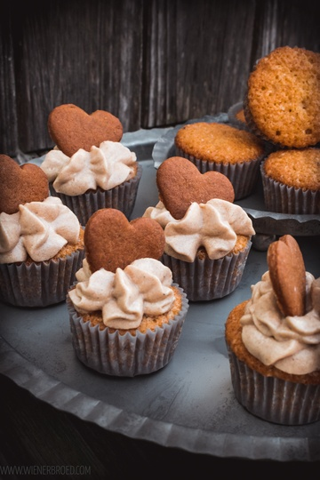 Rezept Pepparkakor-Cupcakes