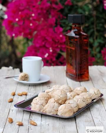 Rezept Perfekte Amaretti