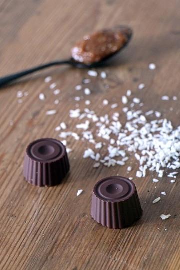 Rezept Peruanische Chocotejas