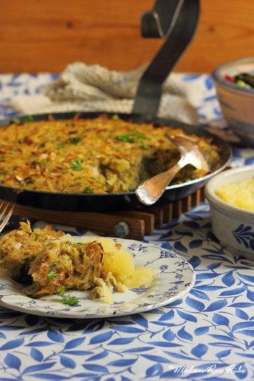 Rezept Pfälzer Schales, der begehrte Kartoffelpuffer aus dem Ofen