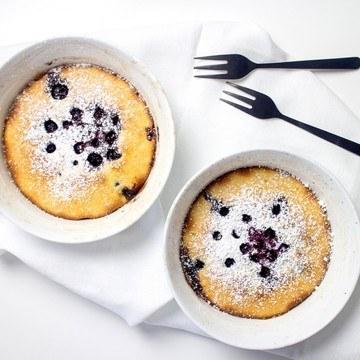 Rezept Pfannkuchen aus dem Ofen