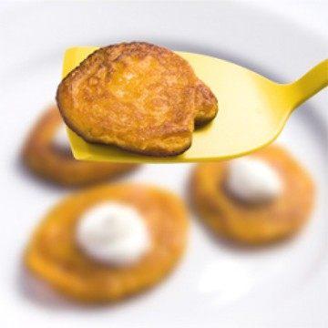 Rezept Pfannkuchen mit Möhren