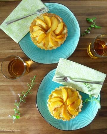 Rezept Pfirsich Tartelettes