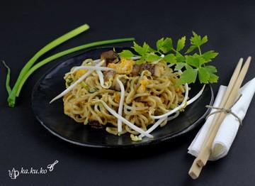 Rezept Phat Thai