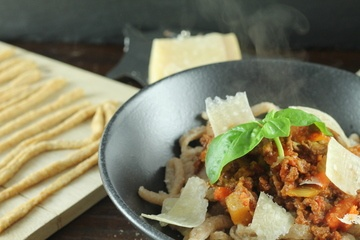 Rezept Pici con Ragù