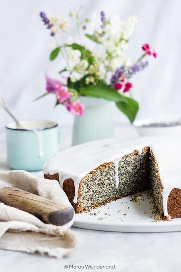 Rezept Piegusek - polnischer Mohnkuchen