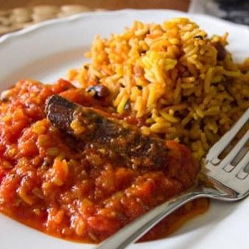 Rezept Pikanter Reis