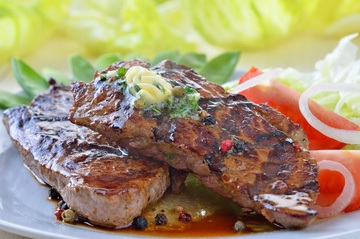 Rezept Pikantes Hüftsteak