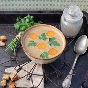 Rezept Pilzsuppe