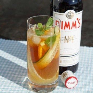 Rezept Pimm's Cup