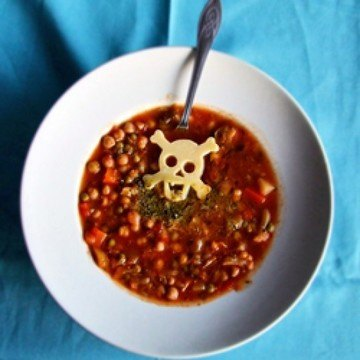 Rezept Pirates of the Garbanzo