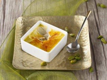 Rezept Pistazien-Crème Brûlée