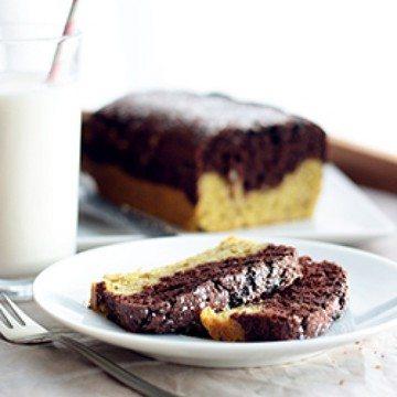 Rezept Pistazien-Schoko-Kuchen