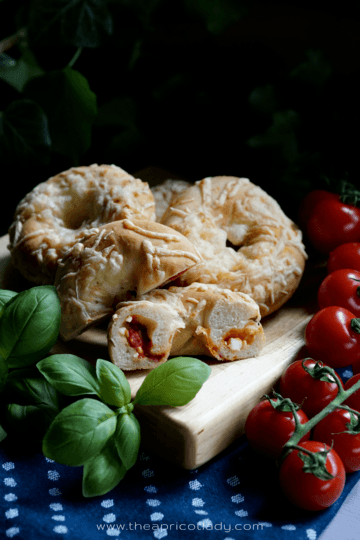 Rezept Pizza-Donuts