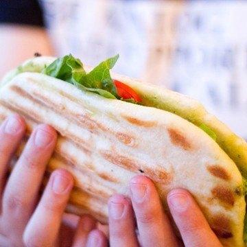 Rezept Pizza Style Sandwich