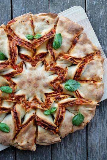Rezept Pizzablume