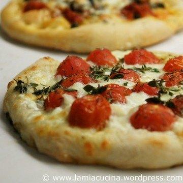 Rezept Pizzette