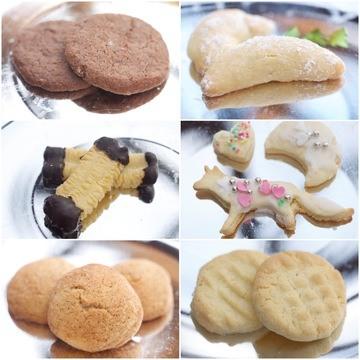 Rezept Plätzchen-Parade in der Weihnachtsbäckerei der 4b – Brownie-Cookies, Zimtbällchen, Schneeflöckchen, Spritzgebäck und Vanillekipferl
