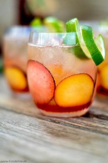 Rezept Plum Cider