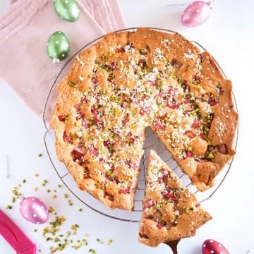 Rezept Polnischer Rhabarberkuchen