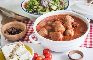 Rezept Polpette - Hackbällchen in Tomatensauce