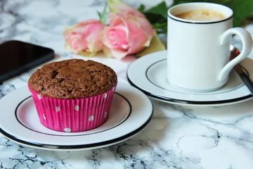 Rezept Pomeranzen-Schokolade-Muffins