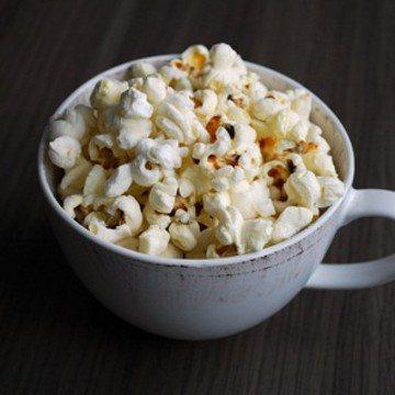 Rezept Popcorn