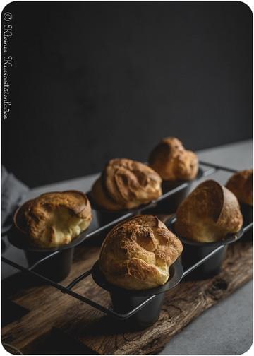 Rezept Popovers | Pfitzauf | Yorkshire Pudding