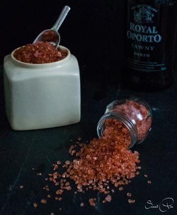 Rezept Portweinsalz