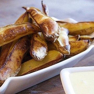 Rezept Potato Wedges