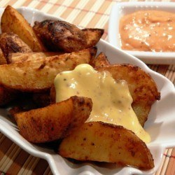 Rezept Potato Wedges
