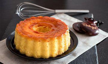Rezept Pudim Flan (Pudding mit Karamell)