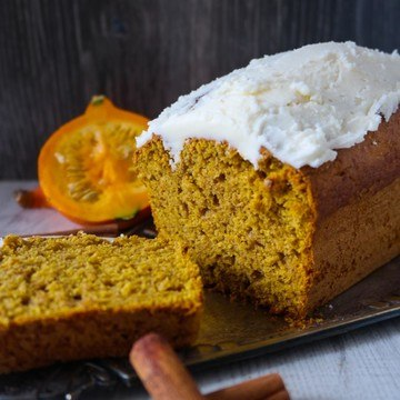 Rezept Pumpkin Maple Cake