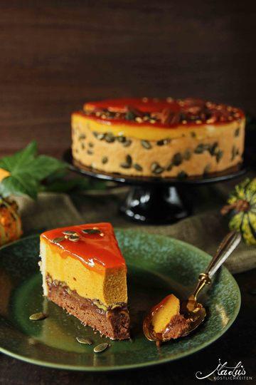 Rezept Pumpkin Pie Torte