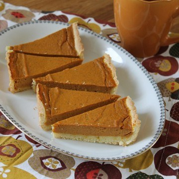 Rezept Pumpkin Pie